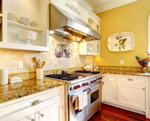 Rockwell Countertops Medford Oregon - Custom Granite Kitchen Countertops