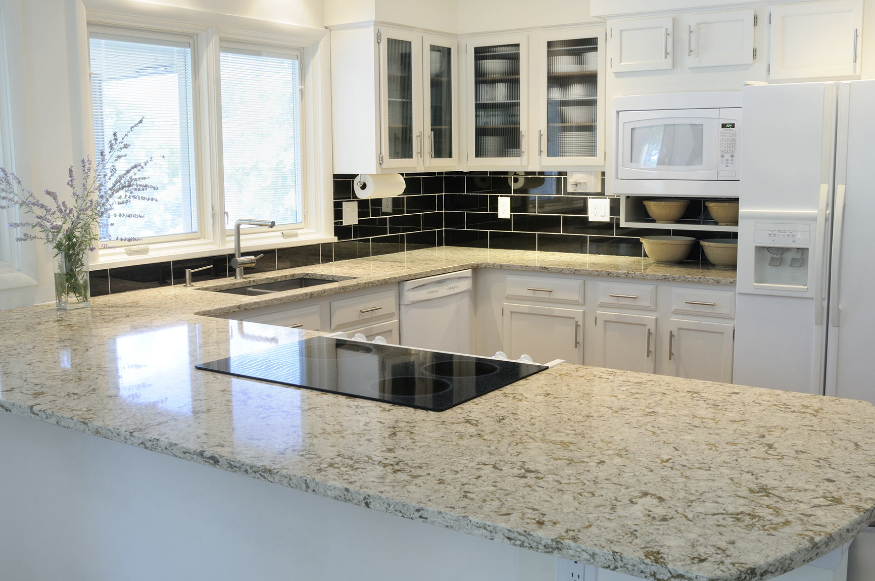 Rockwell Countertops Medford Oregon   Custom Made Quartz Countertops